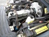 Benzin-Gabelstapler UNO-2.5t mit dem Triplex 7.0m Mast