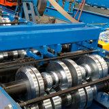 Largement utilisé des matériaux de construction de la machine HX-750 3 Tablier de plancher d'onde Making Machine
