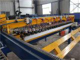 Construction de bâtiments renforçant la machine de soudure concrète de treillis métallique