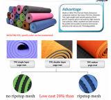 Mejor calidad de los EPT Estera Del Yoga OEM 6p gratis hechas en China
