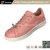 熱い販売の偶然の女性の靴の偶然のスケートの靴20142-2