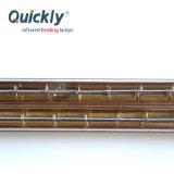Golden Reflector de ondas curtas de tubo duplo Lâmpada de infravermelhos