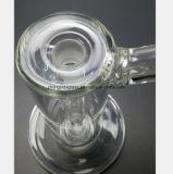 Transparente rauchendes Gefäß-Glas-GlasHuka