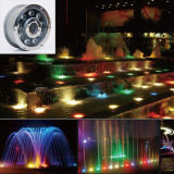 Hot Style LED Light 9W RGB LED for Fountains in IP68