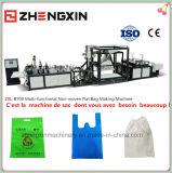 2016 Hottest non tissé sac plat Making Machine Zxl-B700