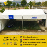 Huaye 6X10m кадр гараж Палатка для E-Car (hy153b)
