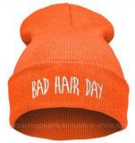 100%акриловый моды трикотажные Beanie Red Hat