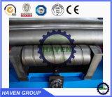 Prensa de batir hidráulica de W11S-30X3000 3-Roller para el doblez de la placa