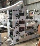 La flexographie Machine d'impression avec une couleur et un UV Zb-1c