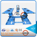 Automobile Full Rise Scissor Auto Lift Machine Mini Hoisting