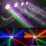 BIENEN-Augen-Träger-Licht-Summen-Wäsche 7X15W Stadium DJ-LED bewegliche Haupt