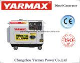 Pouvoir intense et générateur diesel portatif silencieux de Yarmax