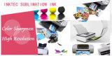 Tinta Cmyk de la sublimación del tinte