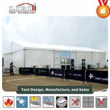 Tenda enorme trasparente di Liri per per il Car Show di Hong Kong Ben