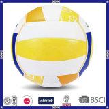 Volleyball officiel personnalisé de taille de logo