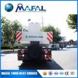 고품질 50 톤 Zoomlion 이동할 수 있는 트럭 기중기 Qy55V