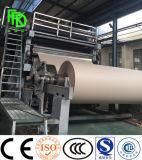 Papel Kraft Caja de cartón corrugado Paquete Máquina de Fabricación de papel, residuos de papel y la paja de trigo como materia prima