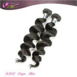 Раздатчики Weave волос оптовой продажи человеческих волос девственницы Xbl перуанские