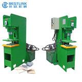 CER Bescheinigungs-hydraulische Steinaufbereitenplatte-Pressmaschine