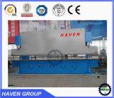 freno hidráulico de presión hidráulica CNC máquina de doblado, WC67Y.