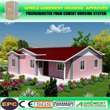 조립식 생존은 현대 목조 가옥 모듈 건축 부지 사무실을 4등분한다