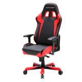 Gamerの新式の高く調節可能なオフィスの革競争の椅子