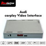 Audi Auto-videoschnittstelle mit Carplay, Unterstützungs-USB-Audiospiel für Carplay Audi A6 videoschnittstelle Hualingan
