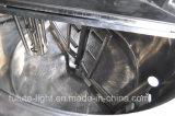 500L stoom die Dubbel Mengapparaat verwarmen die Tank mengen