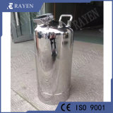 SUS304か316Lステンレス鋼の液体の貯蔵タンク