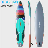 Longboard de Surfplank van uitstekende kwaliteit, Opblaasbare Tribune op de Raad van de Peddel