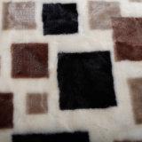 Coperte acriliche spesse di lusso di riserva pronte del visone di Rashel