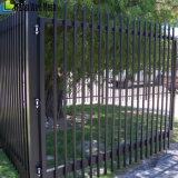 中国の製造者の従来の融合によって溶接される商業Decoratiiveの鋼鉄塀