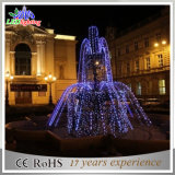 屋外の高い発電白いLED水中LEDのクリスマスの噴水ライト