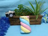 PU-Squishy Zuckerwatte-Form-Spielzeug-langsames Steigen