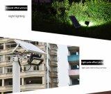 FLUT-Licht-Emergency Garten-Licht des Bewegungs-Fühler-12 LED Solar