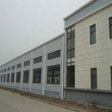 Fabricado de acero de prefabricados de estructura fabricada por el almacén