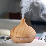 300ml木製の穀物の電気Aromatherapyの拡散器の加湿器