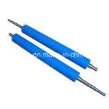 Ролик LDPE изготовленный на заказ ленточного транспортера размера пластичный Self-Aligning для машинного оборудования