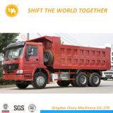 Sinotruk HOWO 8*4の販売のための頑丈なダンプまたはダンプのダンプカートラック