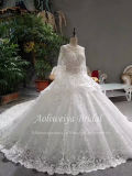 Planície Aolanes Lace Mermaid Strapless vestido de noiva 110640