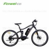 bici elettrica En15194 della montagna piena della sospensione 700c