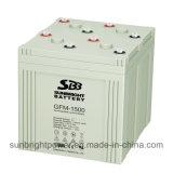 승인되는 SBB 2V1000ah Gfm-1000 통신 체계 건전지 세륨 RoHS UL