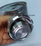 すべてのステンレス鋼のダイヤフラム式圧力計