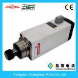 CNC Router husillo 7,5 kW refrigerado por aire husillo Recoger 18000rpm ER32 para tallar la madera Marca Changsheng