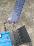 33W Flexibel ZonnePV van de dunne Film Comité met de Stabiele Output van gelijkstroom USB (pvl-33)
