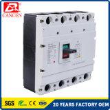 commutateur électrique du disjoncteur 145kv du disjoncteur RCD d'OEM de qualité de 630A 3p