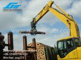 Encavateur Ce-Approuvé de bois de construction d'excavatrice