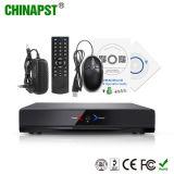 4 видеозаписывающее устройство NVR CCTV цифров H. 264 канала (PST-NVR004)