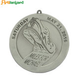 Le dessin du client Médaille d'argent antique
