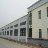 Costruzione professionale del magazzino della struttura d'acciaio di disegno